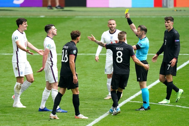 Những khoảnh khắc tuyển Anh hạ gục Đức tại Wembley - 3