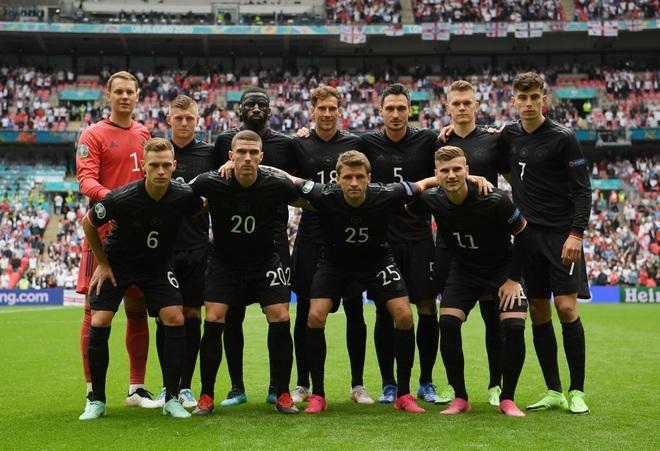 Những khoảnh khắc tuyển Anh hạ gục Đức tại Wembley - 2