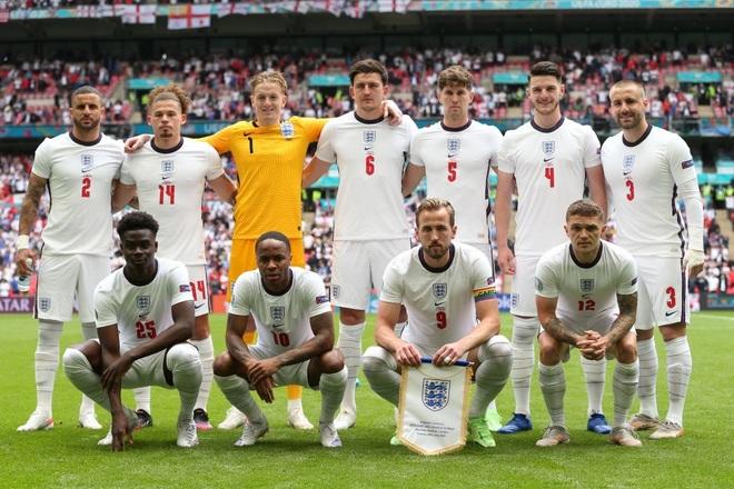 Những khoảnh khắc tuyển Anh hạ gục Đức tại Wembley - 1