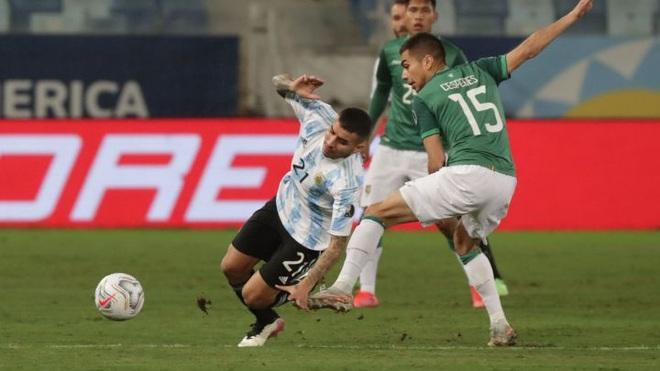 Messi đi vào lịch sử, Argentina gặp Ecuador ở tứ kết Copa America - 3