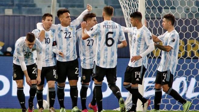 Messi đi vào lịch sử, Argentina gặp Ecuador ở tứ kết Copa America - 4