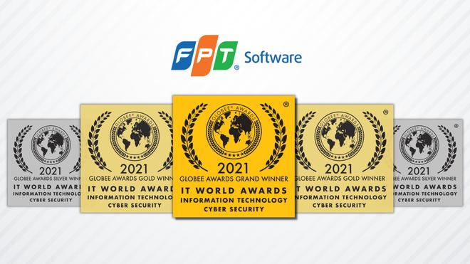 FPT Software thắng loạt giải thưởng IT World 2021 - 1