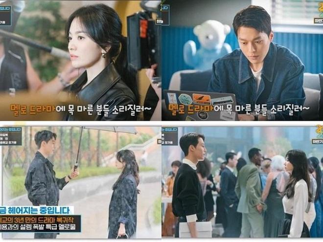 Tròn 2 năm ly hôn, Song Hye Kyo quyến rũ và nổi tiếng hơn! - 4