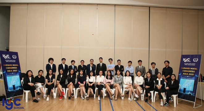 Các hoạt động quốc tế của trường TH-THCS-THPT Thái Bình Dương - 1