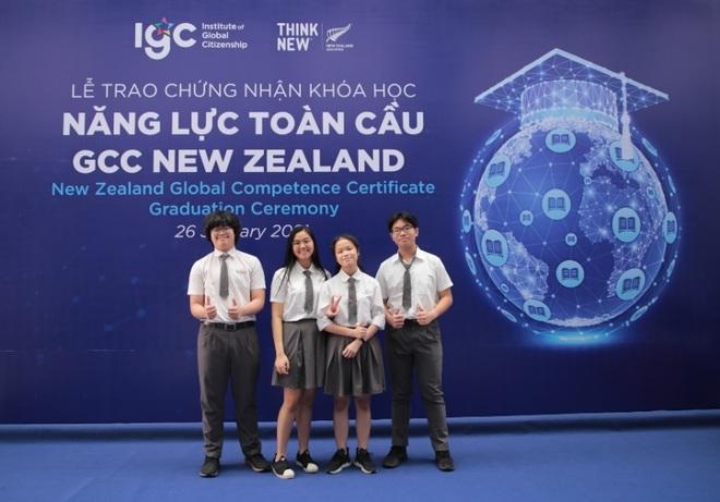 Các hoạt động quốc tế của trường TH-THCS-THPT Thái Bình Dương - 2