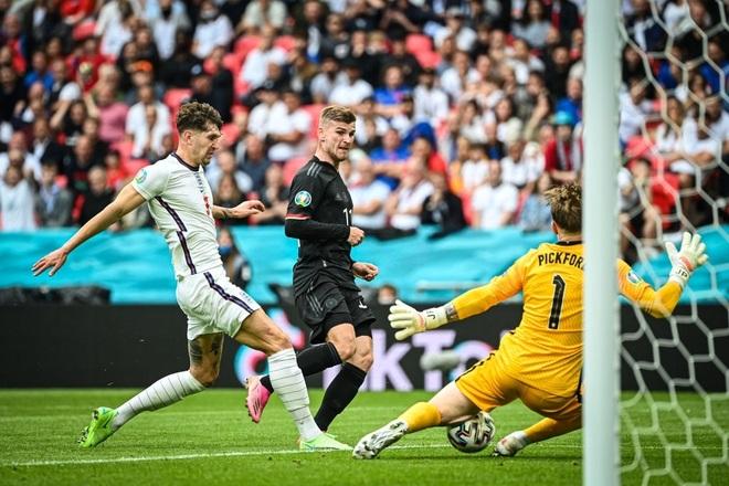 Những khoảnh khắc tuyển Anh hạ gục Đức tại Wembley - 8