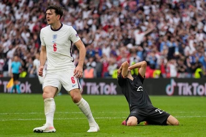 Những khoảnh khắc tuyển Anh hạ gục Đức tại Wembley - 15