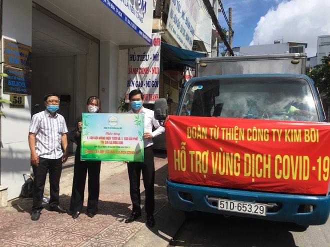 Công ty Cổ phần Kim Bôi triển khai chiến dịch hỗ trợ đồng bào vùng dịch - 4