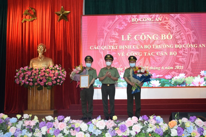Giám đốc Công an Hưng Yên làm Cục trưởng Viễn thông và Cơ yếu Bộ Công an - 1