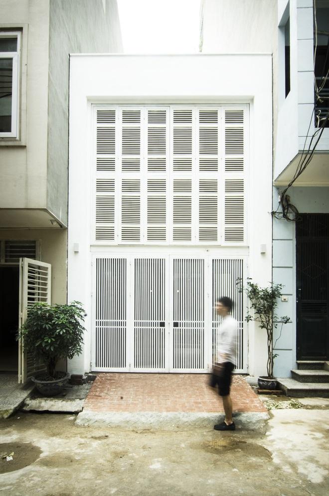Căn nhà 46 m2 độc đáo trong ngõ nhỏ Hà Nội - 6