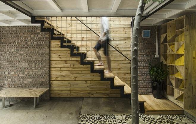 Căn nhà 46 m2 độc đáo trong ngõ nhỏ Hà Nội - 1
