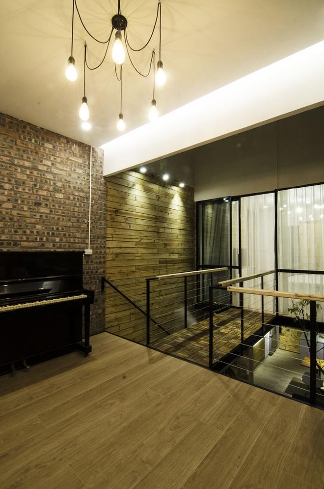 Căn nhà 46 m2 độc đáo trong ngõ nhỏ Hà Nội - 5