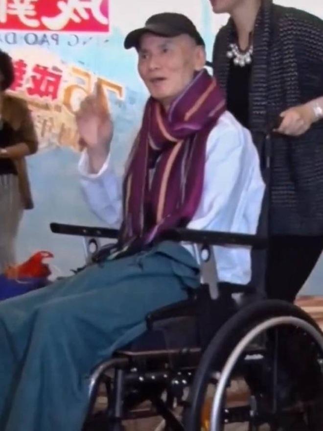 Tuổi già ngồi xe lăn, bị người thân bỏ rơi của ngôi sao võ thuật đình đám - 5