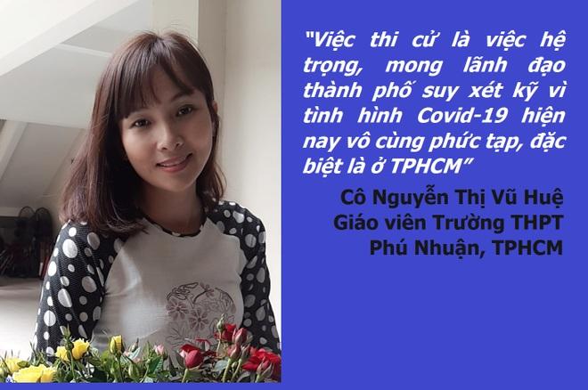 TPHCM: Phải đảm bảo an toàn cho học sinh thi tốt nghiệp THPT  - 2