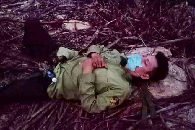 Đám cháy rừng lớn nhất 30 năm qua ở Thừa Thiên Huế đã được dập tắt - 10
