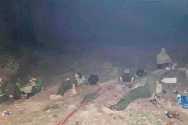 Đám cháy rừng lớn nhất 30 năm qua ở Thừa Thiên Huế đã được dập tắt - 9