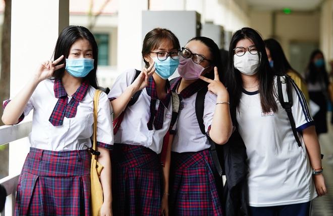 TPHCM: Phải đảm bảo an toàn cho học sinh thi tốt nghiệp THPT  - 1
