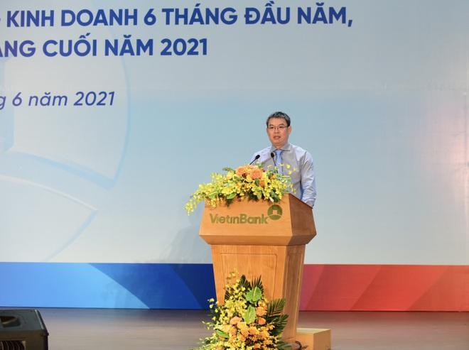Chủ tịch VietinBank: Lợi nhuận 6 tháng đầu năm ước đạt 13.000 tỷ đồng - 2