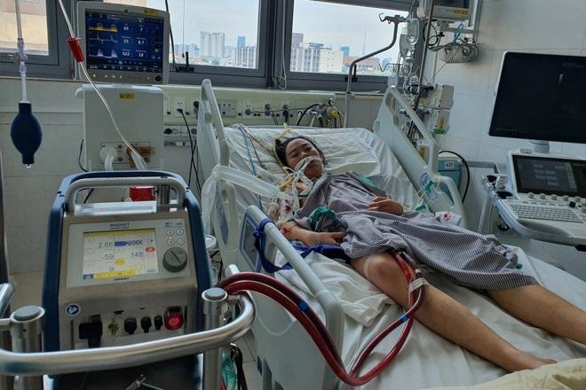 Nữ cử nhân kinh tế gục ngã vì viêm cơ tim khẩn khoản xin một lần được sống - 2
