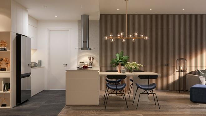 Thiết kế căn hộ thông minh - sức sống mới trên từng m2 căn hộ - 1