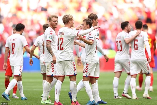 CH Séc - Đan Mạch (23h ngày 3/7): Vũ điệu của bóng đá tấn công - 1