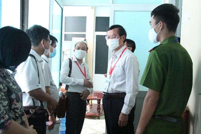 Gia Lai: Siết phòng, chống dịch Covid-19 trong kỳ thi tốt nghiệp THPT - 2