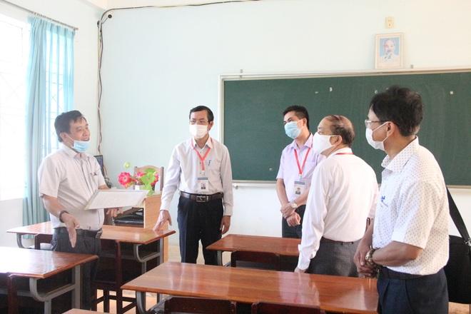 Gia Lai: Siết phòng, chống dịch Covid-19 trong kỳ thi tốt nghiệp THPT - 1