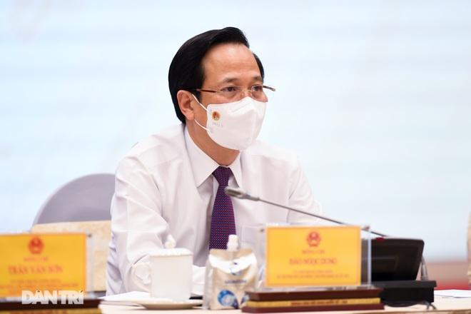 Bộ trưởng Đào Ngọc Dung thông tin gói hỗ trợ 26.000 tỷ với người lao động - 2