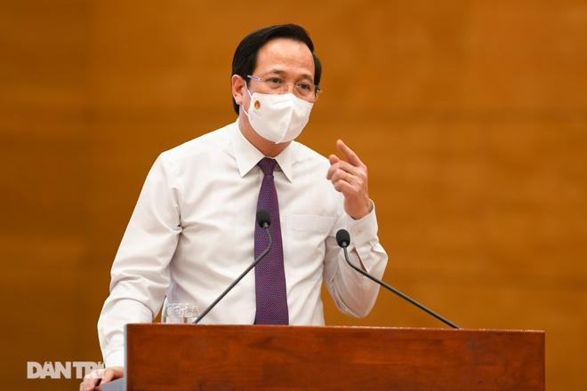 Bộ trưởng Đào Ngọc Dung thông tin gói hỗ trợ 26.000 tỷ với người lao động - 3