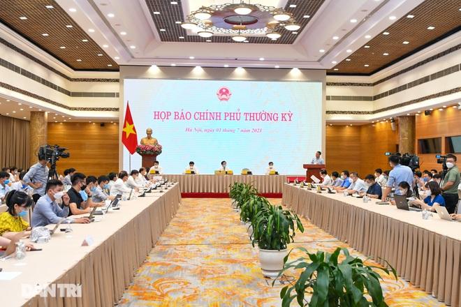Bộ trưởng Đào Ngọc Dung thông tin gói hỗ trợ 26.000 tỷ với người lao động - 5