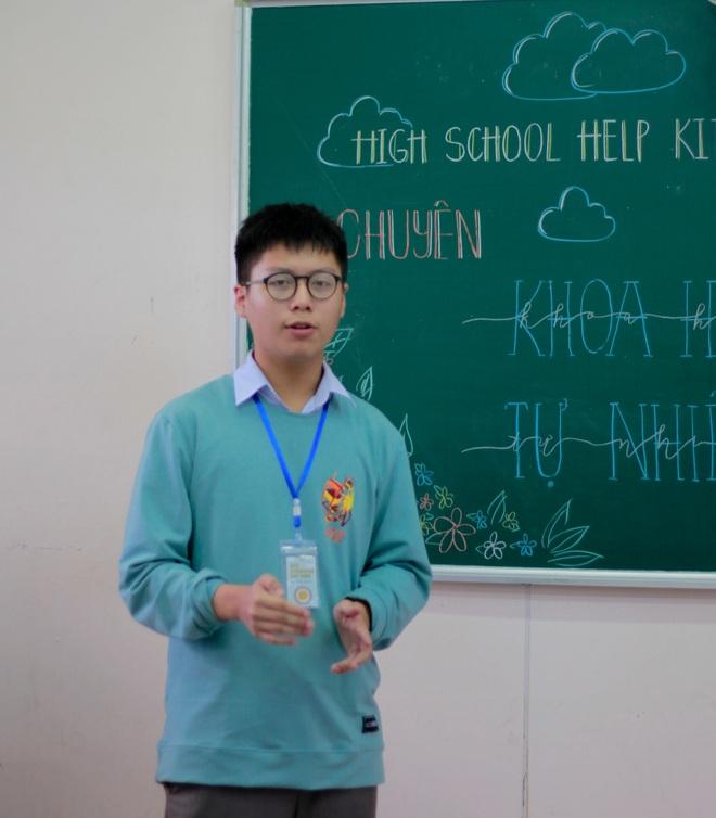 Kỷ lục gia Olympia Nguyễn Thiện Hải An: Kỷ lục sinh ra là để phá - 1