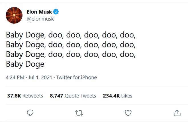 Elon Musk giở chiêu độc khó ngờ để thổi giá tiền điện tử - 2