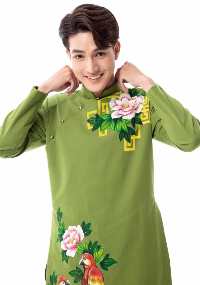 Hot boy lai vẻ đẹp Á - Âu: Tôi không muốn làm một bình hoa di động - 4