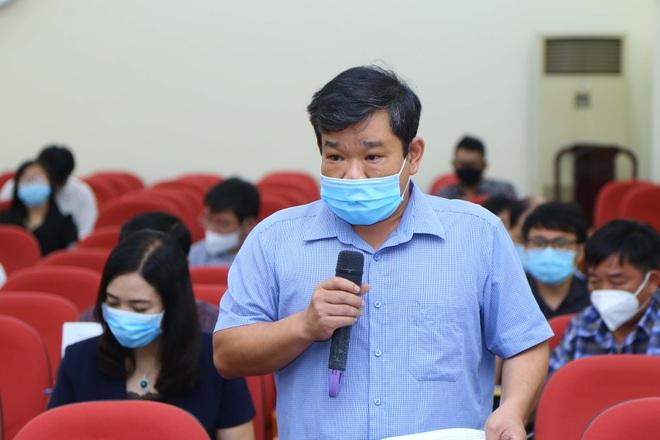 Bộ trưởng Đào Ngọc Dung thúc tiến độ dự án đầu tư công - 4