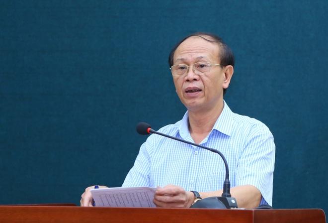 Bộ trưởng Đào Ngọc Dung thúc tiến độ dự án đầu tư công - 3