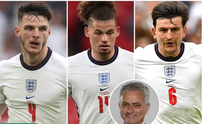 Mourinho khiến tất cả bật cười khi dự đoán tứ kết Euro 2020 - 2