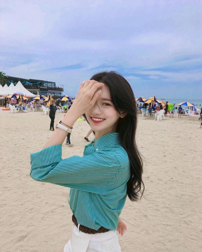 Nét đẹp thuần khiết của hot girl Hàn Quốc hút gần nửa triệu fans - 8