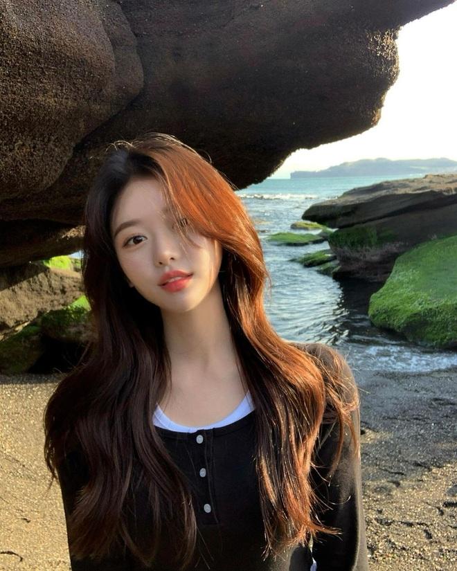 Nét đẹp thuần khiết của hot girl Hàn Quốc hút gần nửa triệu fans - 9