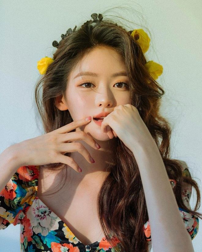 Nét đẹp thuần khiết của hot girl Hàn Quốc hút gần nửa triệu fans - 12