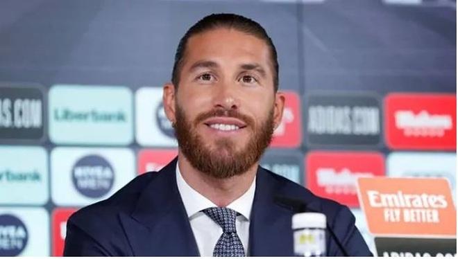Sergio Ramos chính thức gia nhập PSG - 1