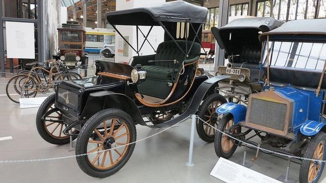 Sự trở lại ngoạn mục của ô tô điện - 2