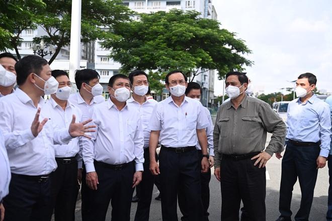 Tuần qua: TPHCM có 9 chuỗi lây nhiễm nguy hiểm, 300 sinh viên vào điểm nóng - 4