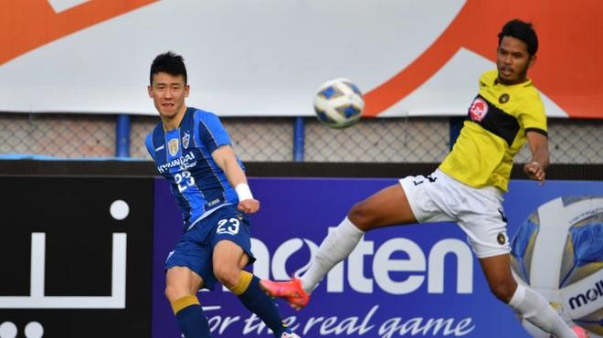 Ulsan Hyundai có trận thắng thứ ba liên tiếp tại AFC Champions League - 1