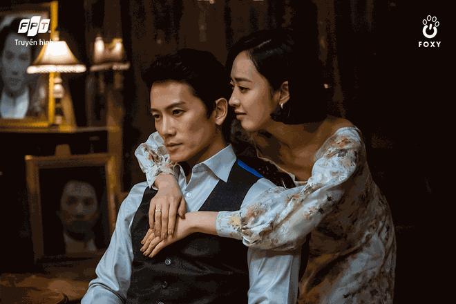 Ông hoàng rating Ji Sung tái ngộ Kim Min Jung sau 22 năm trong Thẩm phán ác ma - 4