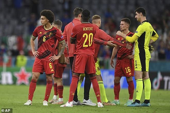 Xuất sắc hạ gục Bỉ, Italia chạm trán Tây Ban Nha ở bán kết Euro 2020 - 2