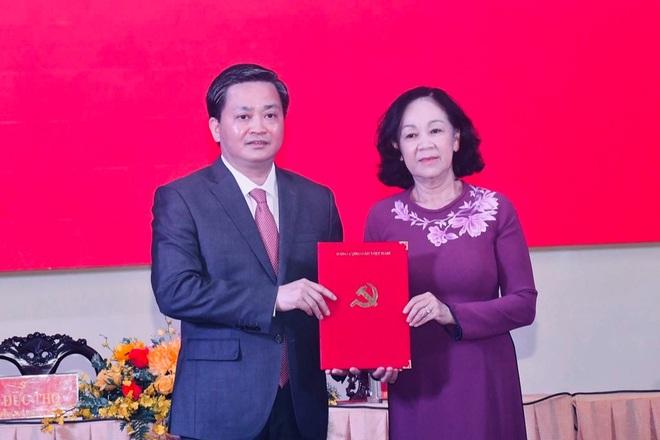 Chủ tịch HĐQT Ngân hàng Vietinbank làm Bí thư Tỉnh ủy Bến Tre - 1