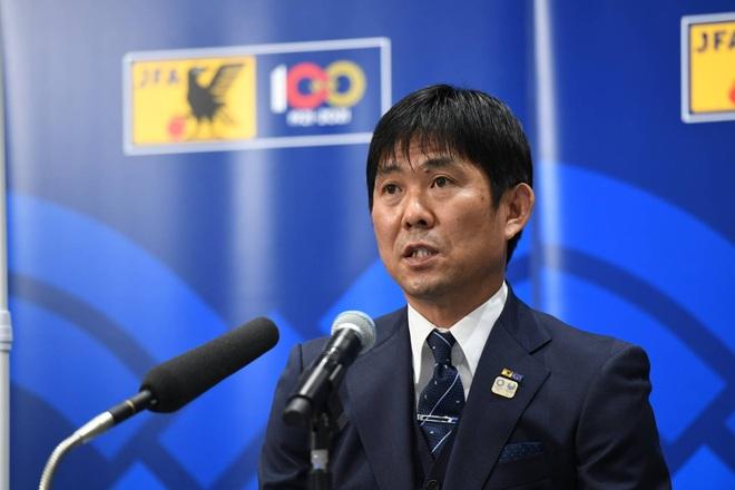 HLV đội tuyển Nhật Bản e ngại sức mạnh của Trung Quốc - 1
