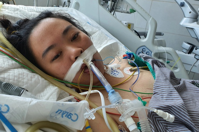 Nữ cử nhân kinh tế gục ngã vì viêm cơ tim khẩn khoản xin một lần được sống - 5
