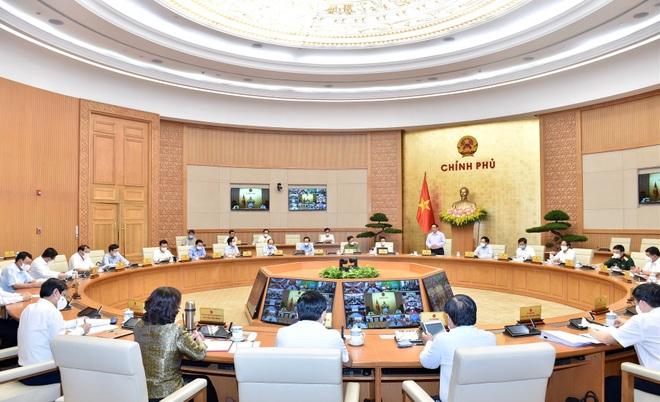 Thủ tướng nêu giải pháp hạ nhiệt Covid-19, đẩy chỉ số kinh tế nóng dần - 3