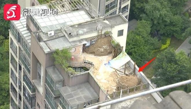 Thực hư việc xây mộ trên nóc chung cư khiến nhiều người ngã ngửa - 2